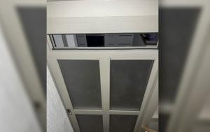 Fenster ohne Scheibe