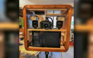 Fotobox Technik
