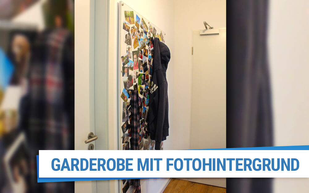 Individuell Gestaltbare Abnehmbare Garderobe